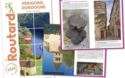 2020 Guide Routard Périgord Dordogne